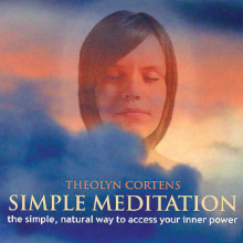 Theolyn Cortens: Simple Meditation av Theolyn Cortens (Lydbok-CD)