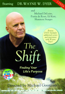 The Shift av Wayne W. Dyer (DVD)