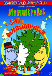 Jul i Mummidalen  (DVD)