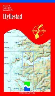 hyllestad kart Hyllestad (Kart, falset)   Turkart | Bestselgerklubben hyllestad kart