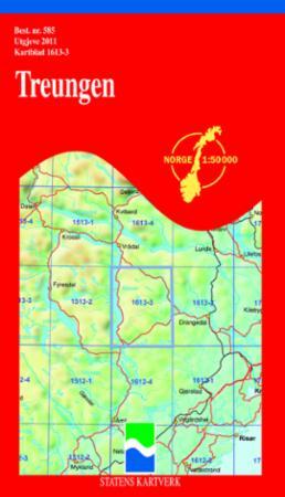 treungen kart Treungen (Kart, falset)   Turkart | Bestselgerklubben treungen kart