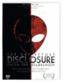 The Day Before Disclosure (DVD)