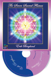 The Seven Sacred Flames av Erik Berglund (Lydbok-CD)