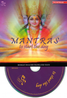 Mantras to Start the Day (Lydbok-CD)