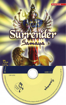 Surrender av Samaya (Lydbok-CD)