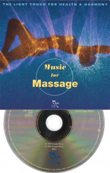 Music for Massage (Lydbok-CD)