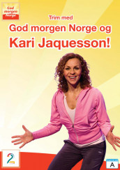 Trim med God morgen Norge og Kari Jaquesson av Kari Jaquesson (DVD)