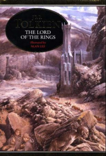 The hobbit, or There and back again ; The lord of the rings av J.R.R. Tolkien (Innbundet)
