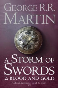 A storm of swords av George R.R. Martin (Heftet)