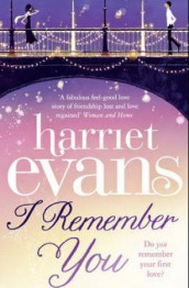 I remember you av Harriet Evans (Heftet)