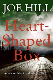 Heart-shaped box av Joe Hill (Innbundet)