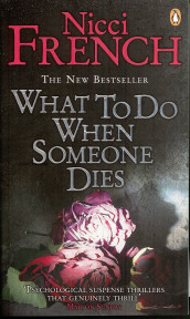 What to do when someone dies av Nicci French (Heftet)