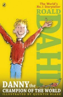 Danny the champion of the world av Roald Dahl (Heftet)