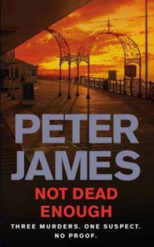 Not dead enough av Peter James (Heftet)