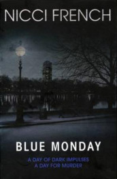 Blue monday av Nicci French (Heftet)