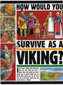 How would you survive as a viking? av Jacqueline Morley (Heftet)