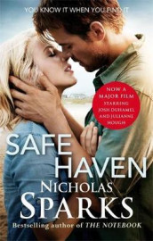 Safe haven av Nicholas Sparks (Heftet)