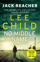 No middle name av Lee Child (Heftet)