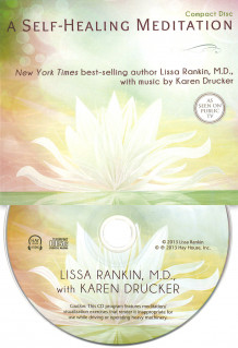 A Self-Healing Meditation av Lissa Rankin (Lydbok-CD)