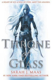 Throne of glass av Sarah J. Maas (Heftet)