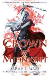 Crown of midnight av Sarah J. Maas (Heftet)