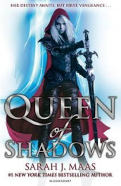 Queen of shadows av Sarah J. Maas (Heftet)