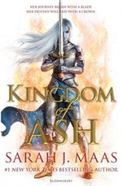 Kingdom of Ash av Sarah J. Maas (Heftet)