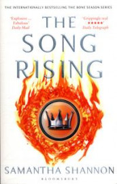 The song rising av Samantha Shannon (Heftet)