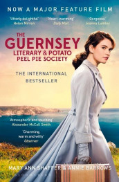 The Guernsey Literary and Potato Peel Pie Society av Annie Barrows og Mary Ann Shaffer (Heftet)