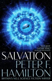 Salvation av Peter F. Hamilton (Heftet)