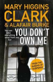You don't own me av Alafair Burke og Mary Higgins Clark (Heftet)