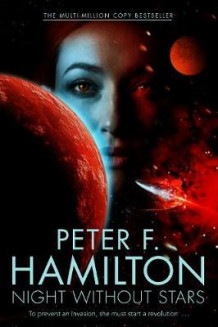 Night without stars av Peter F. Hamilton (Heftet)