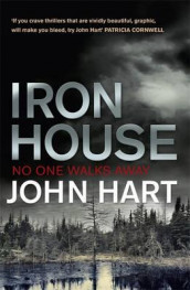 The iron house av John Hart (Heftet)