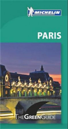 Paris (grønn guide) av Michelin (Heftet)