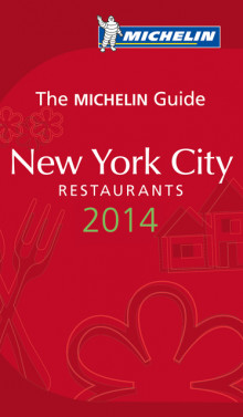 New York City 2014 (MI rød guide) av Michelin (Heftet)