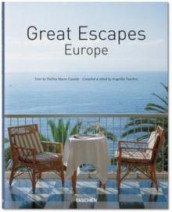 Great escapes Europe (Innbundet)