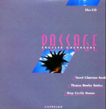 Passage Elev-CD av Trond Christian Anvik (Lydbok-CD)
