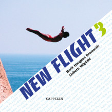 New Flight 3 CD av Berit Haugnes Bromseth (Lydbok-CD)
