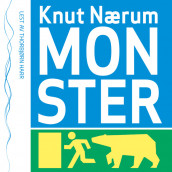 Monster av Knut Nærum (Lydbok-CD)