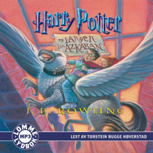 Harry Potter og fangen fra Azkaban av J.K. Rowling (Lydbok MP3-CD)