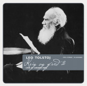 Krig og fred 2 av Leo Tolstoj (Lydbok MP3-CD)