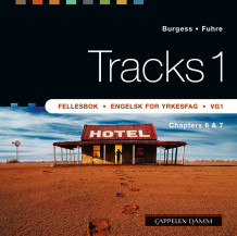 Tracks 1 Fellesbok Lærer-CD - Chapters 6 and 7 av Richard Burgess (Lydbok-CD)