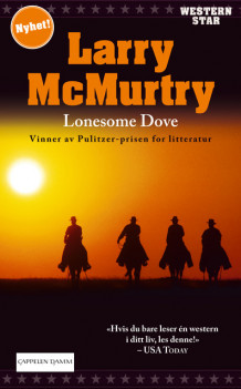 Lonesome Dove av Larry McMurtry (Heftet)