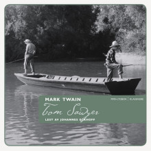 Tom Sawyer av Mark Twain (Lydbok MP3-CD)