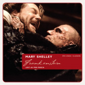 Frankenstein av Mary Shelley (Lydbok MP3-CD)