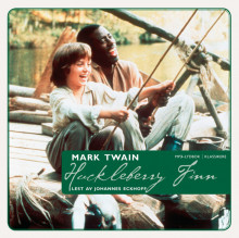 Huckleberry Finn av Mark Twain (Lydbok MP3-CD)