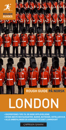 London - Rough Guide på norsk av Rob Humphreys (Heftet)