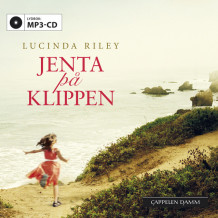 Jenta på klippen av Lucinda Riley (Lydbok MP3-CD)