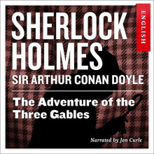The adventure of the three gables av Sir Arthur Conan Doyle (Nedlastbar lydbok)