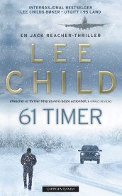 61 timer av Lee Child (Innbundet)